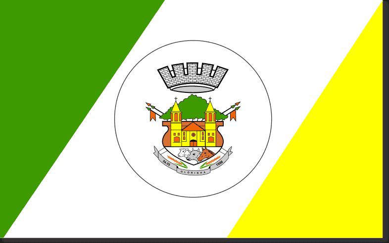 Bandeira de Glorinha/RS